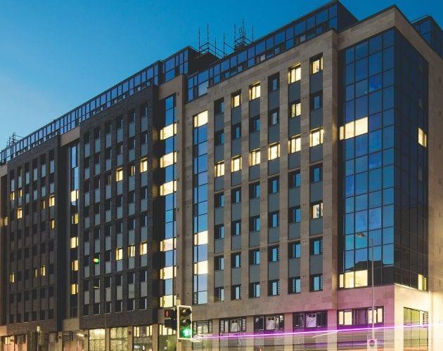 BT1 College Avenue Belfast