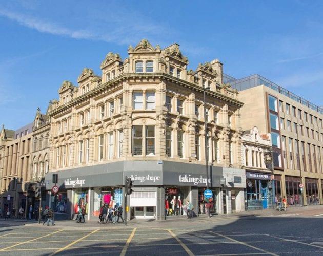 Newgate Centre Newcastle-upon-Tyne