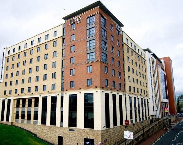 Jurys Inn Newcastle-upon-Tyne