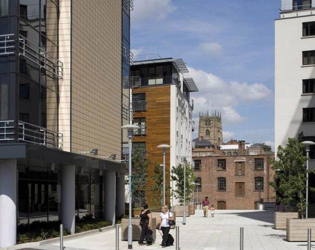 Waterfront Plaza Nottingham