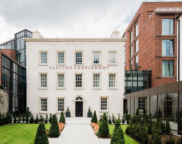 Clayton Hotel Charlemont Dublin