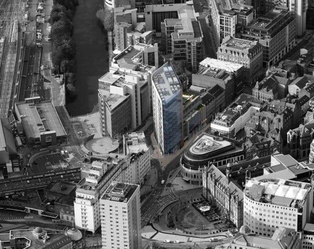 City Square House