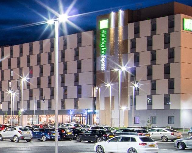 Holiday Inn Express Aberdeen
