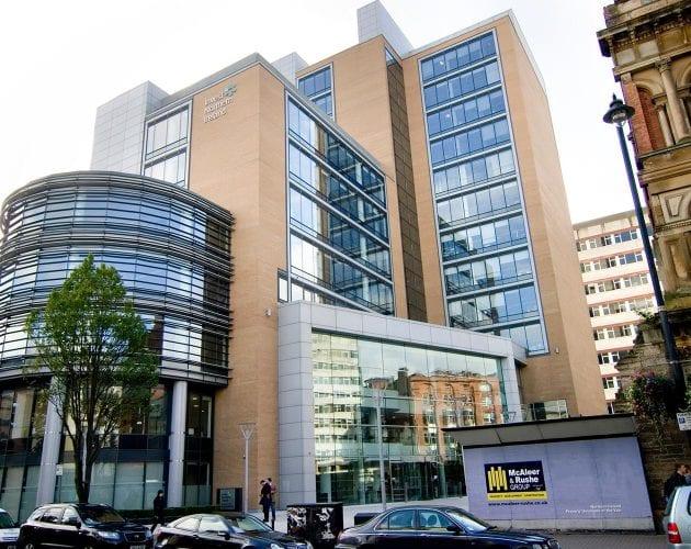 Invest NI HQ Belfast