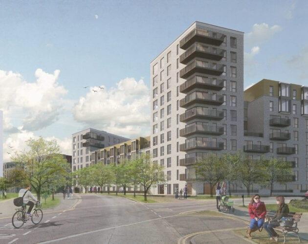 Greenwich Millennium Village Plot 301